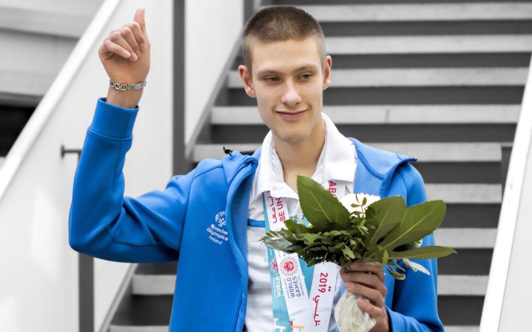Special Olympics: Spesian opiskelijoille 7 mitalia!