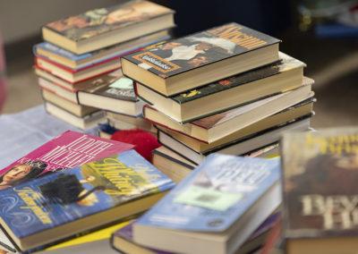 Pointista löydät kirjoja
