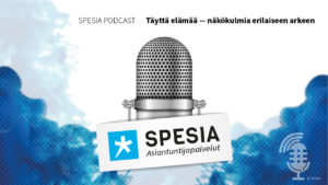 Spesia Podcast logo